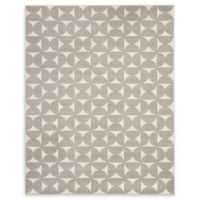 Nourison Harper 8' x 10' Area Rug in Grey