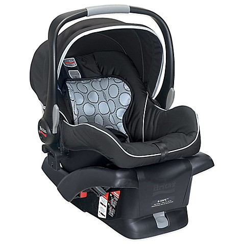 BRITAX B-Safe Infant Car Seat in Black - buybuy BABY