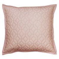 Beautyrest® Montreal European Pillow Sham in Blush