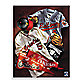 MLB Baltimore Orioles Vintage Collage Canvas Wall Art