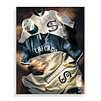 MLB Chicago White Sox Logo Canvas Wall Art