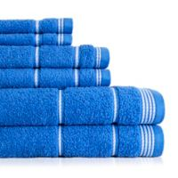 American Dawn Inc. Highgate 6-Piece Towel Set in Blue