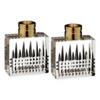Waterford® Short Stories Lismore Diamond Candlesticks (Set of 2)