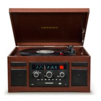 Crosley Patriarch Bluetooth® Entertainment Center Turntable