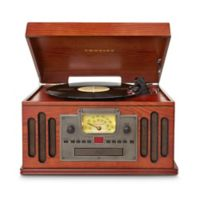 Crosley Musician Bluetooth® Entertainment Center Turntable