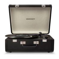 Crosley Portfolio Portable Turntable in Black