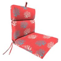Print Outdoor 44-Inch Dining Chair Cushion in Isadella Calypso