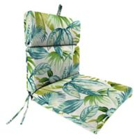Jordan Manufacturing Senca Caribbean 44-Inch Dining Cushion in Green