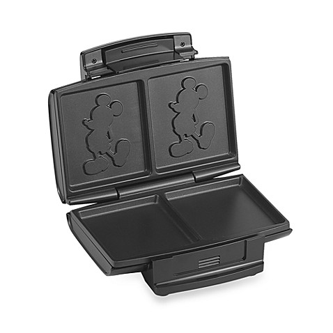 Disney® Classic Mickey Mouse Sandwich Maker