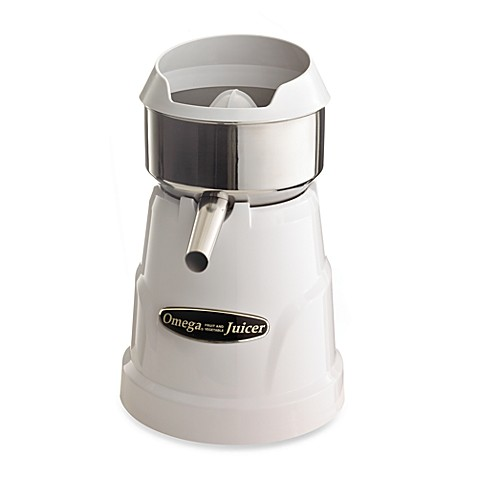 Omega Slow Juicer Bed Bath And Beyond : Buy Omega C-10W Juicer from Bed Bath & Beyond