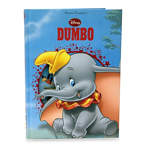 Disney 174 Classics Dumbo Book Buybuy Baby