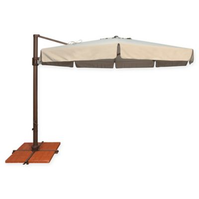 SimplyShade® Bali 11 Foot Octagon Replacement Canopy In Beige