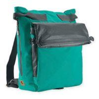 Terra Nation Tanekopu Beach Bag Backpack in Green