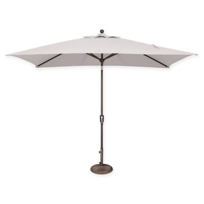 SimplyShade® Catalina 6.5 Foot X 10 Foot Rectangle Replacement Canopy In  Sunbrella®