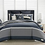 Nautica® Rendon Reversible Twin Comforter Set in Navy