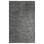 Style Co-op Printed Stone Wash 3' x 5' Area Rug in Grey