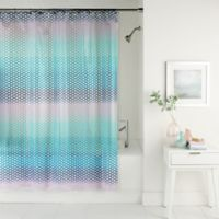 Arches PEVA 72-Inch Shower Curtain