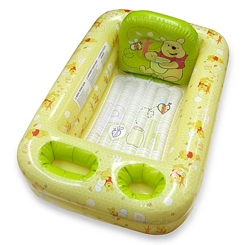 Ginsey Disney® Winnie the Pooh Inflatable Bath Tub