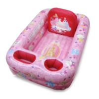 Ginsey Disney® Princess Inflatable Bath Tub