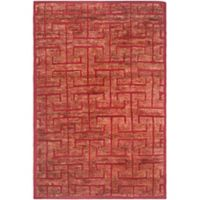 Safavieh Tangier 8' x 10' Adams Rug in Red
