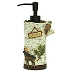 Bacova Lodge Memories Lotion Dispenser