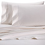 Wamsutta® 625-Thread-Count PimaCott® Diamond Rope King Sheet Set in Blush