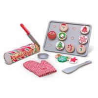 Melissa and Doug Slice & Bake Christmas Cookie Set
