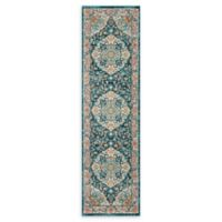 "Safavieh Phoenix 2'3"" x 8' Orion Rug in Blue"
