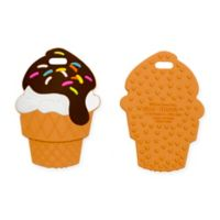Silli Chews Ice Cream Teether Toy