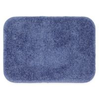 "Mohawk Home Envision Studio 24"" x 17"" Bath Mat in Blue"