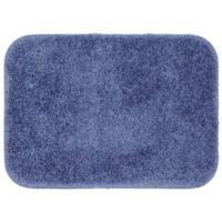"Mohawk Home Envision Studio 40"" x 24"" Bath Mat in Dark Blue"