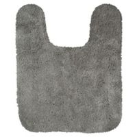 Mohawk Home New Regency Contour Bath Mat in Grey Flannel