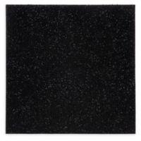 Achim Nexus Peel and Stick Carpet Tiles in Black (Set of 12)