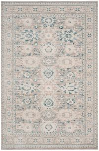 Safavieh Archive Lakeview 6'7 x 9'2 Area Rug in Grey/Blue