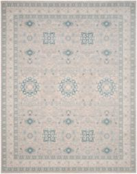 Safavieh Archive Stillwater 9-Foot x 12-Foot Area Rug in Grey/Blue