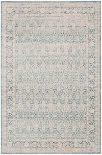 Safavieh Archive Canyon 4' x 6' Area Rug in Blue/Grey