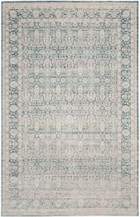 Safavieh Archive Canyon 5'1 x 7'6 Area Rug in Blue/Grey