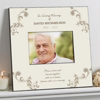 In Loving Memory 5-Inch x 7-Inch Wall Picture Frame