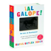 al Galope! (Spanish Translation of Gallop! A Scanimation Picture Book)