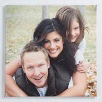 Square Photo Memories Canvas Wall Art
