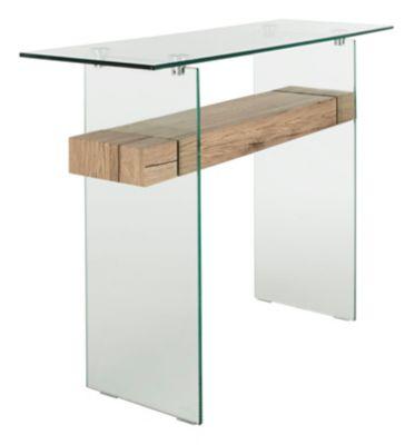 Safavieh Kayley Modern Glass Console Tablebr Bed Bath Beyond