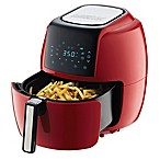 GoWISE USA® 5.8 qt. Digital Air Fryer with Touch Screen in Red