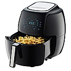 GoWISE USA® 5.8 qt. Digital Air Fryer with Touch Screen in Black