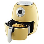 GoWISE USA® 2.75 qt. Digital Retro Air Fryer in Majestic Yellow