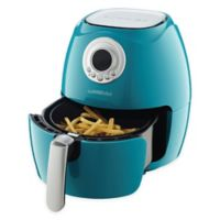 GoWISE USA® 2.75 qt. Digital Retro Air Fryer in Teal