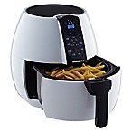 GoWISE USA® 3.7 qt. Digital Air Fryer with 8 Presets in White