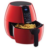 GoWISE USA® 3.7 qt. Digital Air Fryer with 8 Presets in Red