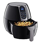 GoWISE USA® 3.7 qt. Digital Air Fryer with 8 Presets in Black