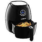 GoWISE USA® 2.75 qt. Digital Air Fryer in Black