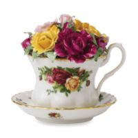Royal Albert Old Country Roses Musical Teacup